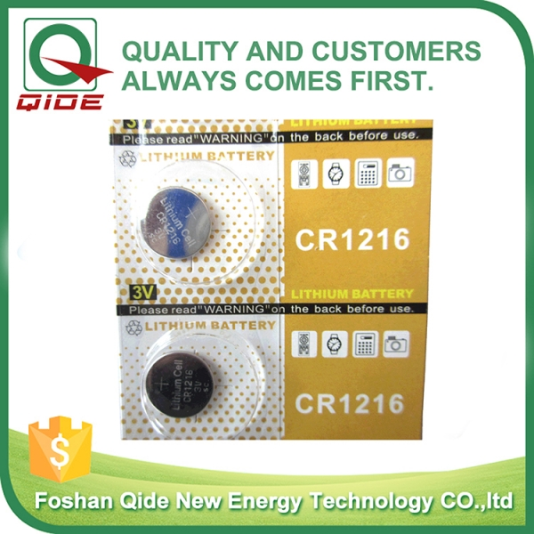 CR1216 Button Battery