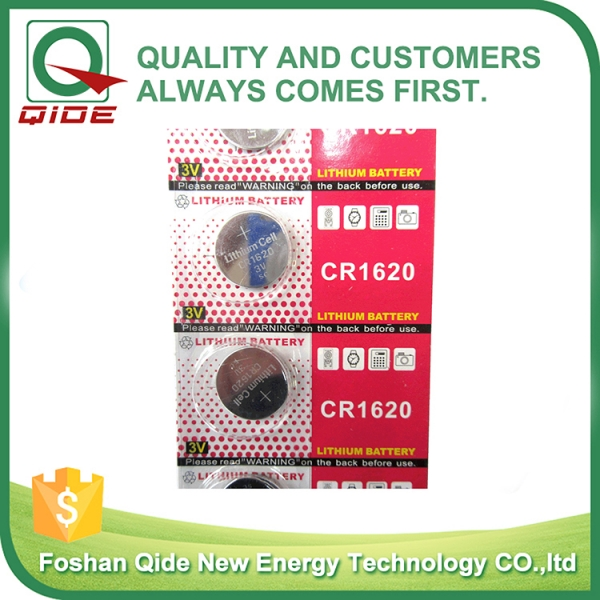 CR1620 Button Battery